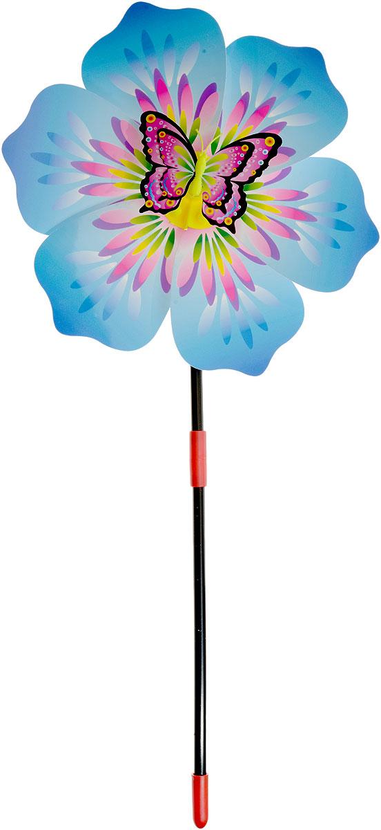 Zilmer Вертушка Ветрячок цвет голубой фиолетовый розовыйZIL1810-020Вертушка Zilmer Ветрячок - популярное летнее развлечение на свежем воздухе. Ветрячок имеет яркий привлекательный дизайн. Разноцветные лепесточки крутятся даже от малейшего ветерка. Игрушка прекрасно подойдет и девочкам, и мальчикам, подарит отличное настроение и сделает день еще насыщеннее и веселее.