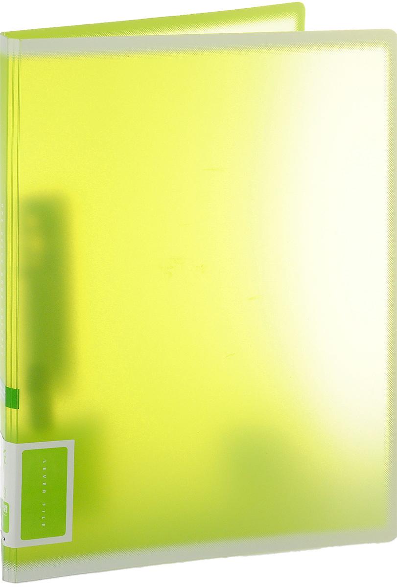 Kokuyo Папка c зажимом Coloree цвет салатовый828620Папка с зажимом Kokuyo Coloree предназначена для хранения документов и тетрадей. Она подойдет как для офисного работника, так и для студента или школьника. По форме это обычная папка формата А4, но она имеет прочный пластиковый зажим, который надежно зафиксирует ваши документы. Папка изготовлена из качественного пластика и всегда будет сохранять все ваши документы в чистом и опрятном виде.