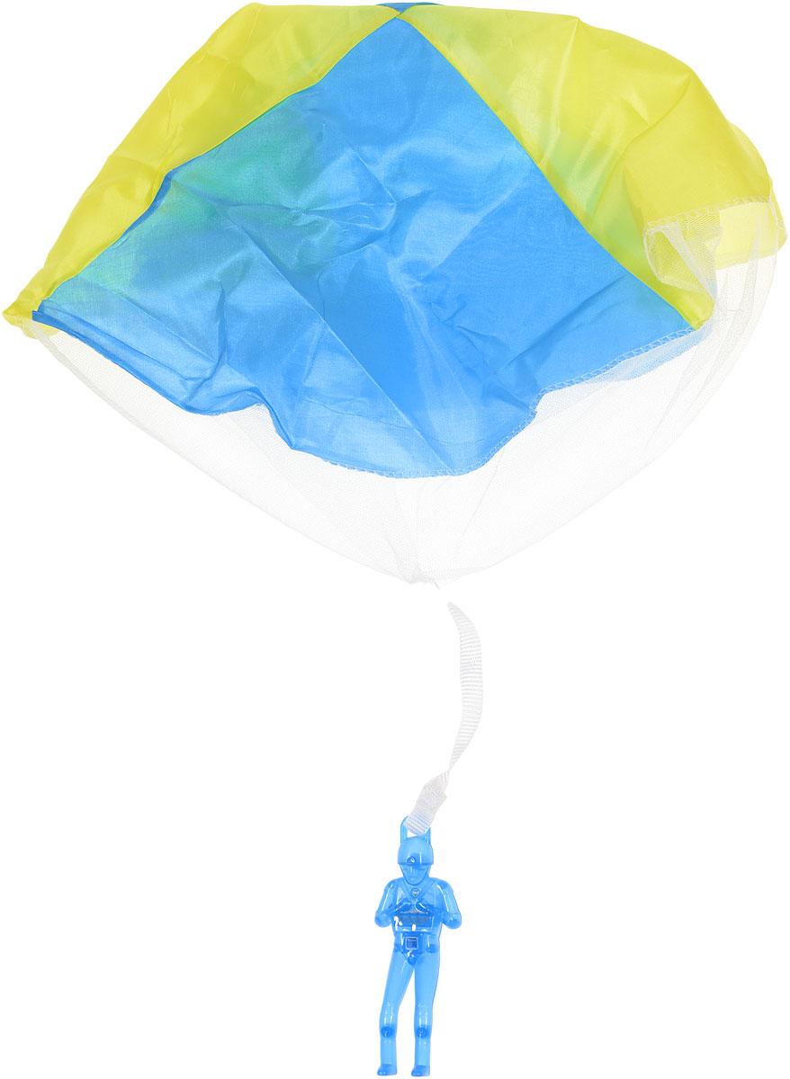 YG Sport Игра Светящийся парашютист цвет голубойYG07YИгра YG Sport Светящийся парашютист даст возможность запустить маленькую фигурку на настоящем парашюте! Посмотрите, как высоко он может взлететь. При нажатии на кнопку на фигурке светится огонек на груди парашютиста, благодаря чему его будет видно издалека даже вечером.
