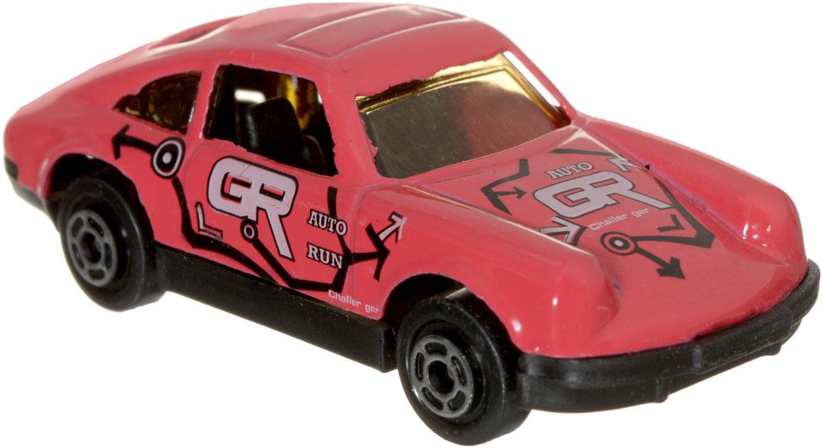 Big Motors Машинка цвет розовыйJP632_розовыйМашинка Big Motors станет любимой игрушкой вашего малыша. Игрушка представляет собой спортивную машину. Колеса имеют свободный ход. Ваш ребенок будет часами играть с этой машинкой, придумывая различные истории.
