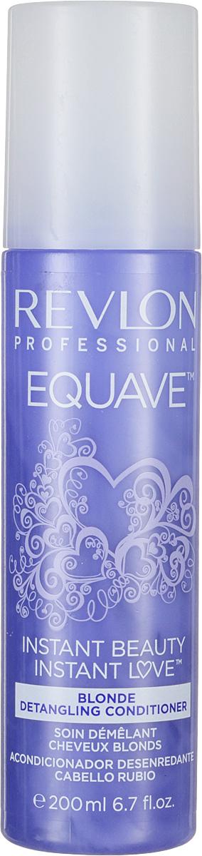 Revlon Professional Несмываемый кондиционер для блондированных, обесцвеченных, мелированных и седых волос, 200 мл7221900000