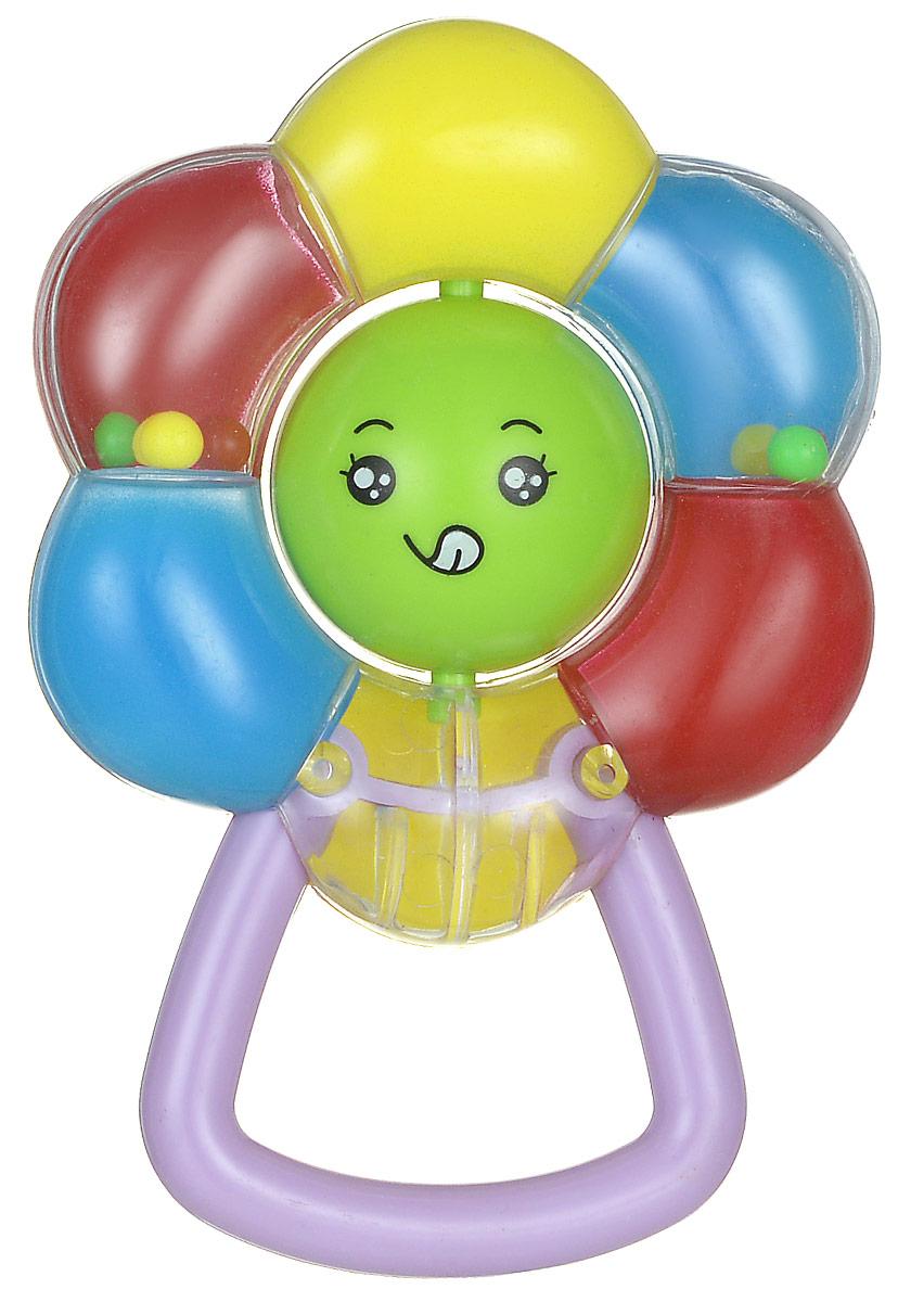 Shantou Погремушка ЦветокT99-D556Погремушка Shantou Цветок вызовет улыбку и положительные эмоции у вашего малыша. Погремушка сочетает в себе яркие элементы с различными функциональными возможностями. Ручка очень удобна для захвата маленькими детскими пальчиками, поэтому при помощи этой игрушки малыша будет легко научить удерживать предметы. Погремушка выполнена из высококачественного и безопасного пластика. В игровой форме малыш ознакомится с такими понятиями, как звук, цвет и форма предметов.