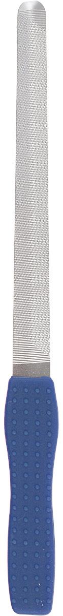 Пилка металлическая для ногтей Solinberg 035, цвет: синий