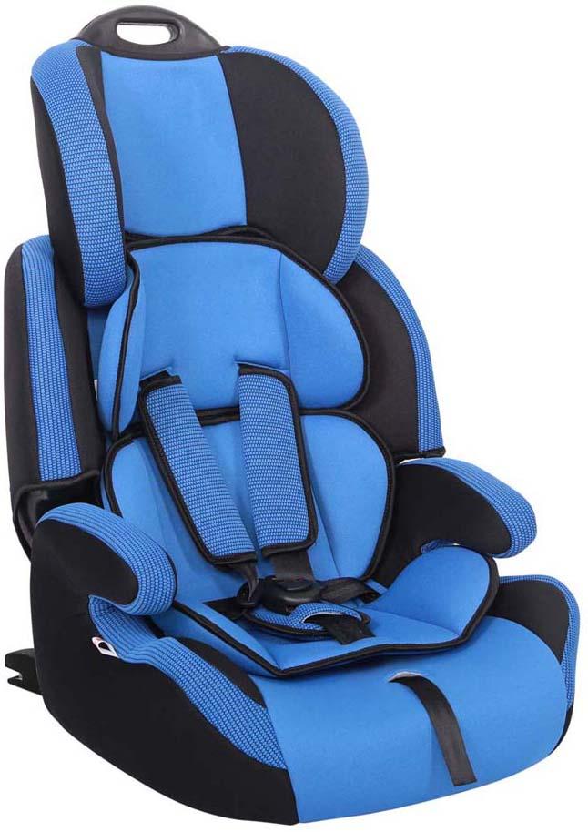 Siger Автокресло Стар IsoFix цвет синий