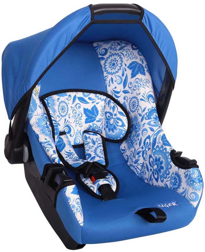 Siger Art Автокресло Эгида ГжельKRES0311Детское автомобильное кресло Siger «Эгида», для детей от рождения до полутора лет, весом до 13 кг. Относится к возрастной группе 0, 0+. Мягкий вкладыш-подголовник обеспечивает дополнительный комфорт во время поездки. Съемный капюшон защищает ребенка от солнца, а удобная ручка позволяет без лишних усилий переносить ребенка, как в обычной люльке. Ярко выраженная боковая защита позволяет повысить уровень безопасности при боковых ударах. Детские удерживающие устройства Siger разработаны и сделаны в России с учетом анатомии российских детей. Двухпозиционная регулировка внутренних ремней позволяет адаптировать кресло Siger «Эгида» под зимнюю и летнюю одежду ребенка. Автокресло успешно прошло все необходимые краш-тесты и имеет сертификат соответствия техническому регламенту РФ и таможенному союзу. Автокресло Siger «Эгида» упаковано в защитную полиэтиленовую пленку.