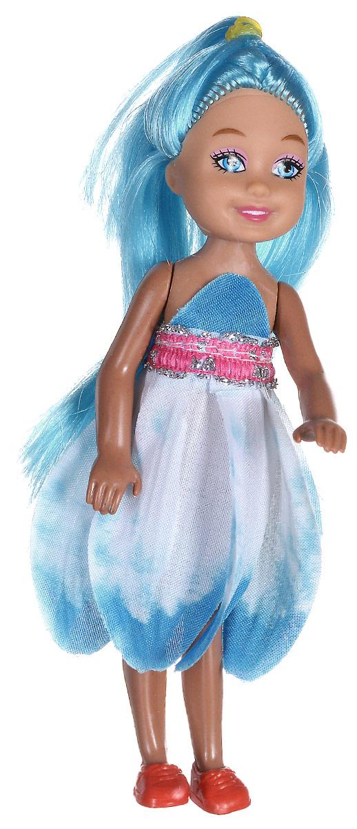 Shantou Мини-кукла Fashion Style цвет платья голубой P870-H43276P870-H43276_голубойМини-кукла Shantou Fashion Style - очаровательная малышка-подружка для вашей дочурки. Кукла одета в голубое платье, на ногах у нее коралловые туфельки. Длинные волосы куклы можно расчесывать и заплетать из них различные прически. Руки, ноги и голова куклы подвижные. Игры с куклой способствуют эмоциональному развитию ребенка, а также помогают формировать воображение и художественный вкус.