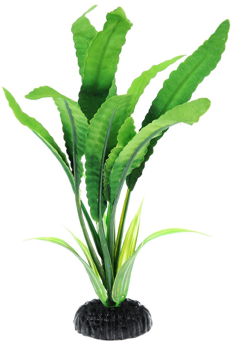 Растение для аквариума Barbus Кринум, шелковое, высота 20 смPlant 038/20Растение для аквариума Barbus Кринум, выполненное из высококачественного нетоксичного пластика и шелка, станет прекрасным украшением вашего аквариума. Шелковое растение идеально подходит для дизайна всех видов аквариумов. В воде происходит абсолютная имитация живых растений. Изделие не требует дополнительного ухода и просто в применении. Растение абсолютно безопасно, нейтрально к водному балансу, устойчиво к истиранию краски, подходит как для пресноводного, так и для морского аквариума. Растение для аквариума Barbus Кринум поможет вам смоделировать потрясающий пейзаж на дне вашего аквариума или террариума.