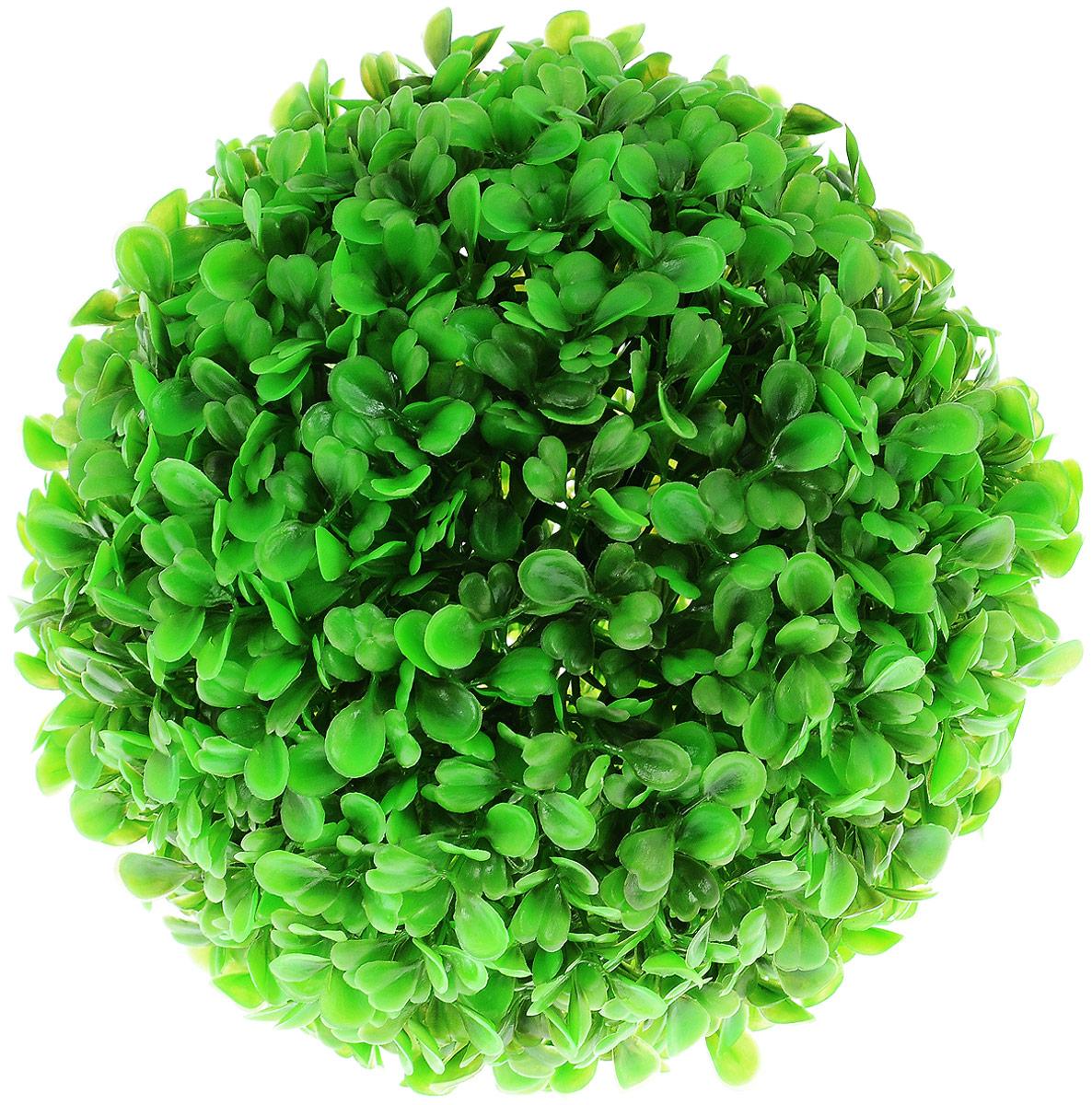 """Растение для аквариума Barbus """"Шар"""", пластиковое, диаметр 18 см Plant 062"""