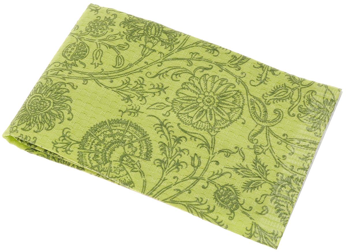 Полотенце Bonita Марципан, цвет: зеленый, 45 х 71 см1010815718Полотенце Bonita изготовлено из натурального хлопка и оформлено цветочным рисунком. Полотенце идеально впитывает влагу и сохраняет свою необычайную мягкость даже после многих стирок. Полотенце Bonita - отличный вариант для практичной и современной хозяйки.