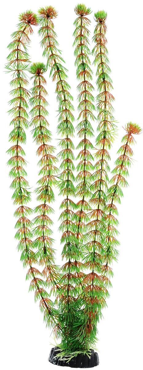 Растение для аквариума Barbus Кабомба красная, пластиковое, высота 50 смPlant 033/50Растение для аквариума Barbus Кабомба красная, выполненное из высококачественного нетоксичного пластика, станет прекрасным украшением вашего аквариума. Пластиковое растение идеально подходит для дизайна всех видов аквариумов. В воде происходит абсолютная имитация живых растений. Изделие не требует дополнительного ухода и просто в применении. Растение абсолютно безопасно, нейтрально к водному балансу, устойчиво к истиранию краски, подходит как для пресноводного, так и для морского аквариума. Растение для аквариума Barbus Кабомба красная поможет вам смоделировать потрясающий пейзаж на дне вашего аквариума или террариума.