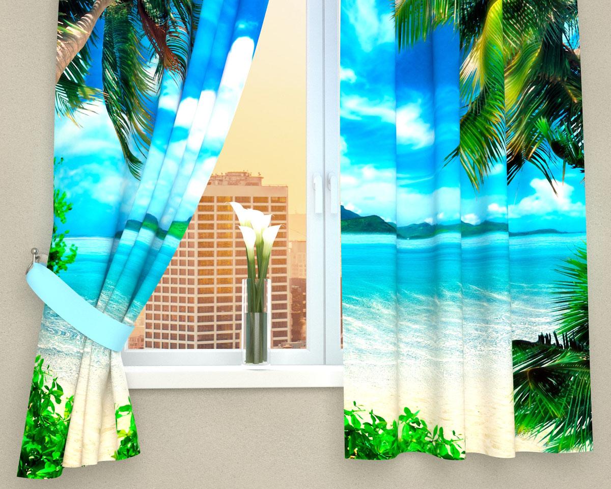 Комплект фотоштор Сирень Райский уголок, на ленте, высота 160 см02334-ФК-ГБ-002Фотошторы для кухни Сирень Райский уголок, выполненные из габардина (100% полиэстера), отлично дополнят украшение любого интерьера. Особенностью ткани габардин является небольшая плотность, из-за чего ткань хорошо пропускает воздух и солнечный свет. Ткань хорошо держит форму, не требует специального ухода. Крепление на карниз при помощи шторной ленты на крючки. В комплекте 2 шторы. Ширина одного полотна: 145 см. Высота штор: 160 см. Рекомендации по уходу: стирка при 30 градусах, гладить при температуре до 110 градусов. Изображение на мониторе может немного отличаться от реального. Подхваты в комплект не входят.