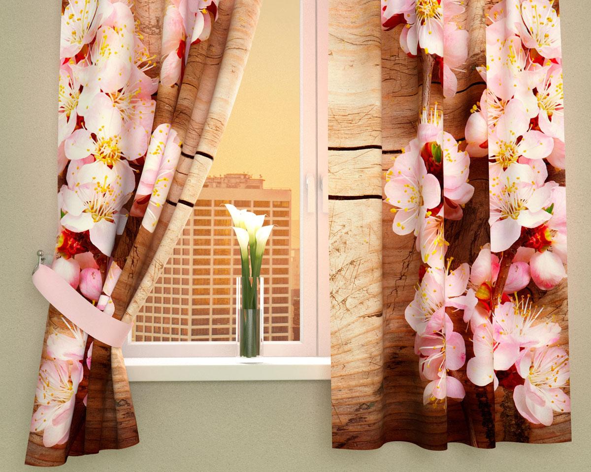 Комплект фотоштор Сирень Гармония цветов, на ленте, высота 160 см02977-ФК-ГБ-002Фотошторы для кухни Сирень Гармония цветов, выполненные из габардина (100% полиэстера), отлично дополнят украшение любого интерьера. Особенностью ткани габардин является небольшая плотность, из-за чего ткань хорошо пропускает воздух и солнечный свет. Ткань хорошо держит форму, не требует специального ухода. Крепление на карниз при помощи шторной ленты на крючки. В комплекте 2 шторы. Ширина одного полотна: 145 см. Высота штор: 160 см. Рекомендации по уходу: стирка при 30 градусах, гладить при температуре до 110 градусов. Изображение на мониторе может немного отличаться от реального. Подхваты в комплект не входят.