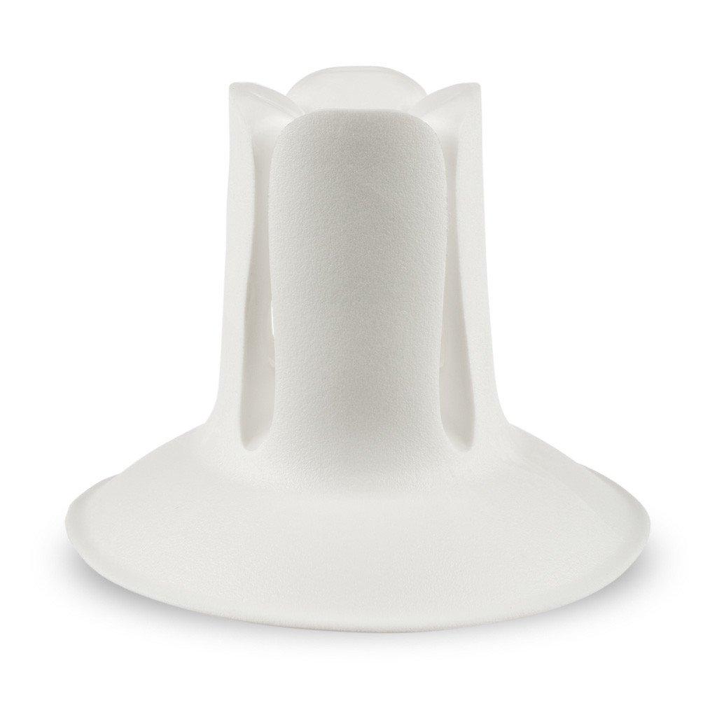 DOC /Держатель-присоска /белаяR004884Многофункциональный держатель-присоска, который может быть использован для хранения зубной щетки и других предметов домашнего обихода.Держатель DOC создан для беспроблемного хранения зубных щеток любых размеров и форм.
