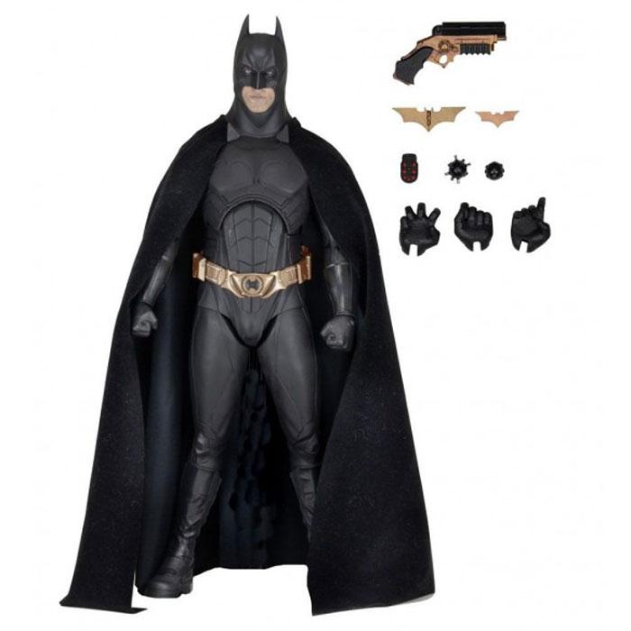 Batman Begins. Фигурка Batman Bale