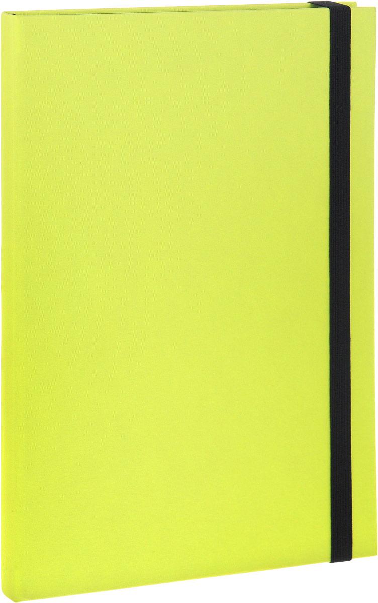 Bruno Visconti Еженедельник Tango полудатированный 160 листов в линейку цвет лимонный