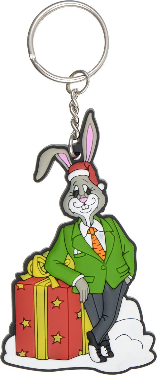 Брелок Символ годаPVC 2011/03Симпатичный брелок Символ года послужит хорошим новогодним сувениром для ваших друзей и знакомых. С помощью металлического кольца брелок можно пристегнуть на пояс, к рюкзаку, сумке или повесить на связку ключей. Откройте для себя удивительный мир сказок и грез. Почувствуйте волшебные минуты ожидания праздника, создайте новогоднее настроение вашим дорогим и близким.