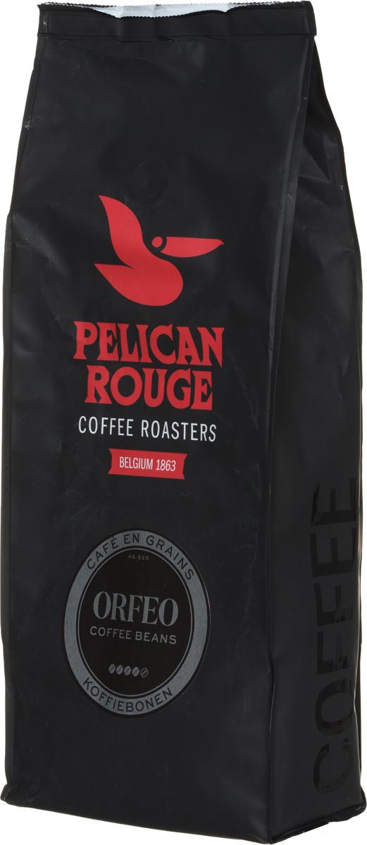 Pelican Rouge Orfeo кофе в зернах, 1 кг5410958117692Pelican Rouge Orfeo - смесь лучших зерен Арабики и Робусты с миндальными оттенками в аромате. Специально разработана для профессионального эспрессо-оборудования. Богатый и насыщенный вкус кисло-сладких фруктов завершает нежное послевкусие карамели.