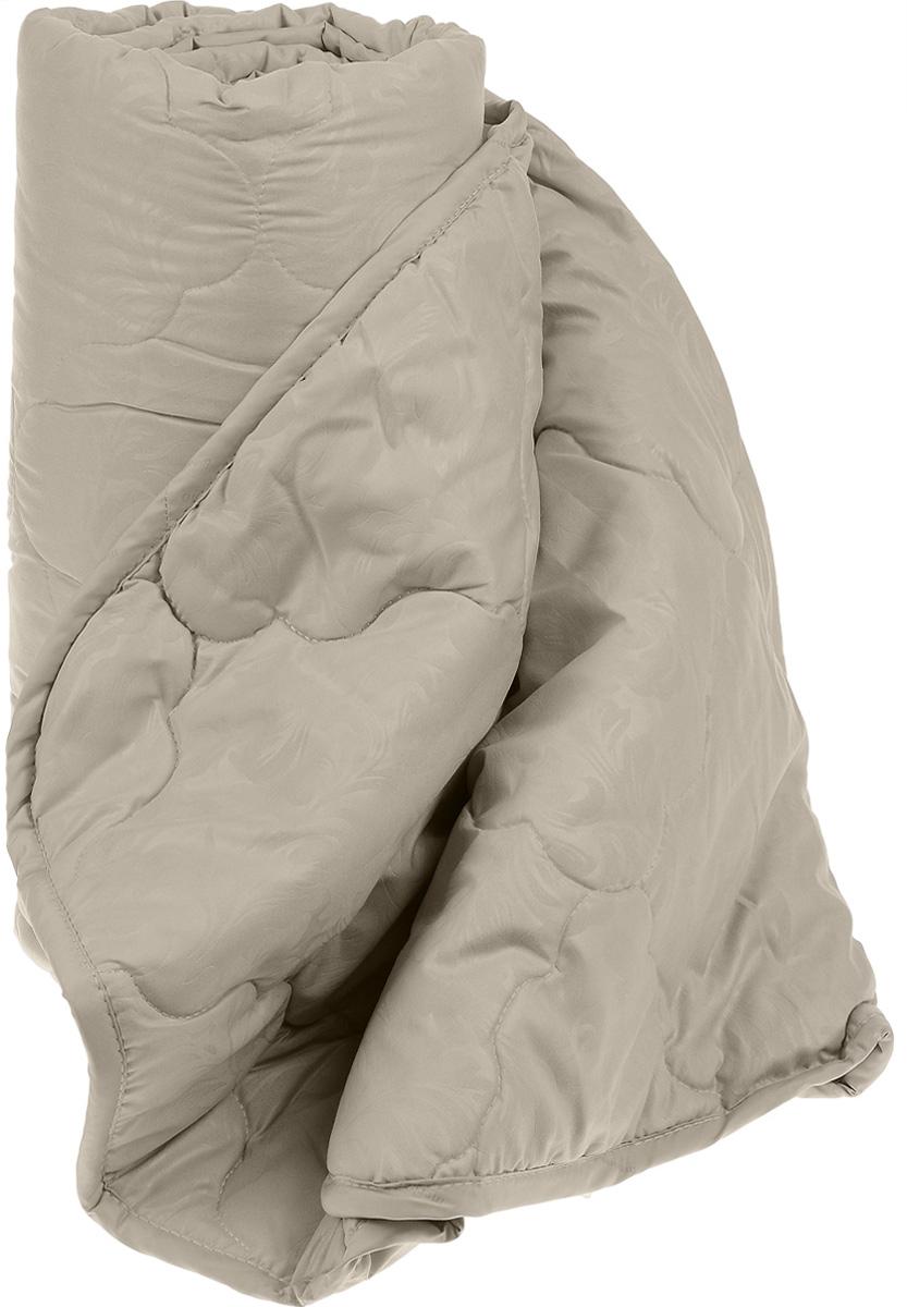 Одеяло Sova & Javoronok, наполнитель: верблюжья шерсть, полиэфирное волокно, 172 х 205 см5030116349Чехол одеяла Sova & Javoronok выполнен из высококачественной микрофибры (100% полиэстер). Наполнитель одеяла изготовлен из 30% верблюжьей шерсти и 70% полиэфирного волокна. Стежка надежно удерживает наполнитель внутри и не позволяет ему скатываться. Особенности наполнителя: - исключительные терморегулирующие свойства; - высокое качество прочеса и промывки шерсти; - великолепные ощущения комфорта и уюта. Верблюжья шерсть обладает целебными качествами, содержит наиболее высокий процент ланолина (животного воска), который является природным антисептиком и благоприятно воздействует на организм по целому ряду показателей: оказывает благотворное действие на мышцы, суставы, позвоночник, нормализует кровообращение, имеет профилактический эффект при заболевания опорно-двигательного аппарата. Кроме того, верблюжья шерсть антистатична. Шерсть верблюда сохраняет прохладу в период жаркого лета и удерживает тепло во время суровой зимы....