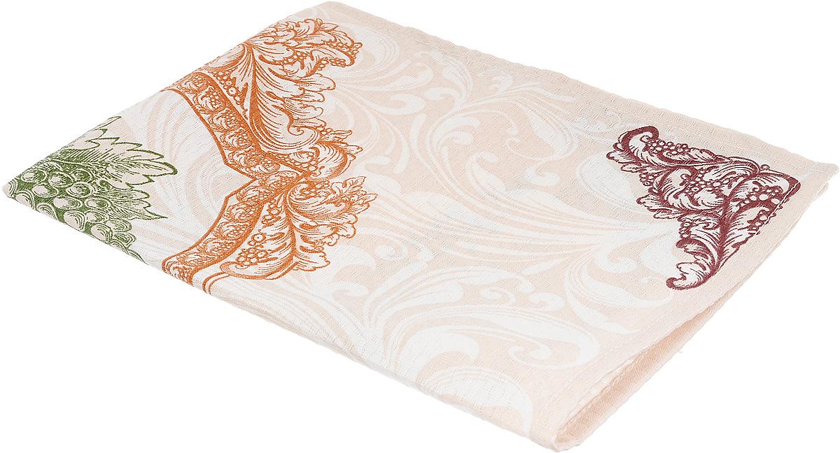 Полотенце Bonita Бордо. Кларет, цвет: бежевый, бордовый, коричневый, 44 х 59 см1010815852Кухонное полотенце Bonita Бордо. Кларет изготовлено из 100% хлопка, поэтому является экологически чистыми. Качество материала гарантирует безопасность не только взрослых, но и самых маленьких членов семьи. Изделие украшено оригинальным рисунком, оно впишется в интерьер любой кухни. Такое полотенце станет прекрасным помощником у вас на кухне.