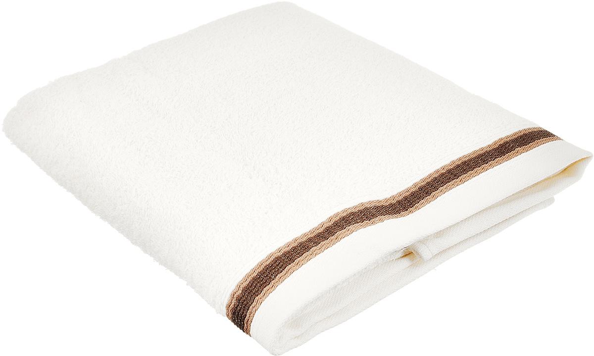 Полотенце Arya Ceyda, цвет: кремовый, коричневый, темно-коричневый, 70 х 130 смTRK00008кремовыйПолотенце Arya Ceyda выполнено из 100% хлопка. Для производства полотенца применяются волокна малой и средней толщины. Очень тонкие нити скручиваются вдвое, увеличивая таким образом толщину готового изделия, хотя его плотность, в стандартных единицах измерения, остается той же. Изделие отлично впитывает влагу, быстро сохнет, сохраняет яркость цвета и не теряет форму даже после многократных стирок. Такое полотенце очень практично и неприхотливо в уходе. Оно создаст прекрасное настроение и украсит интерьер в ванной комнате.