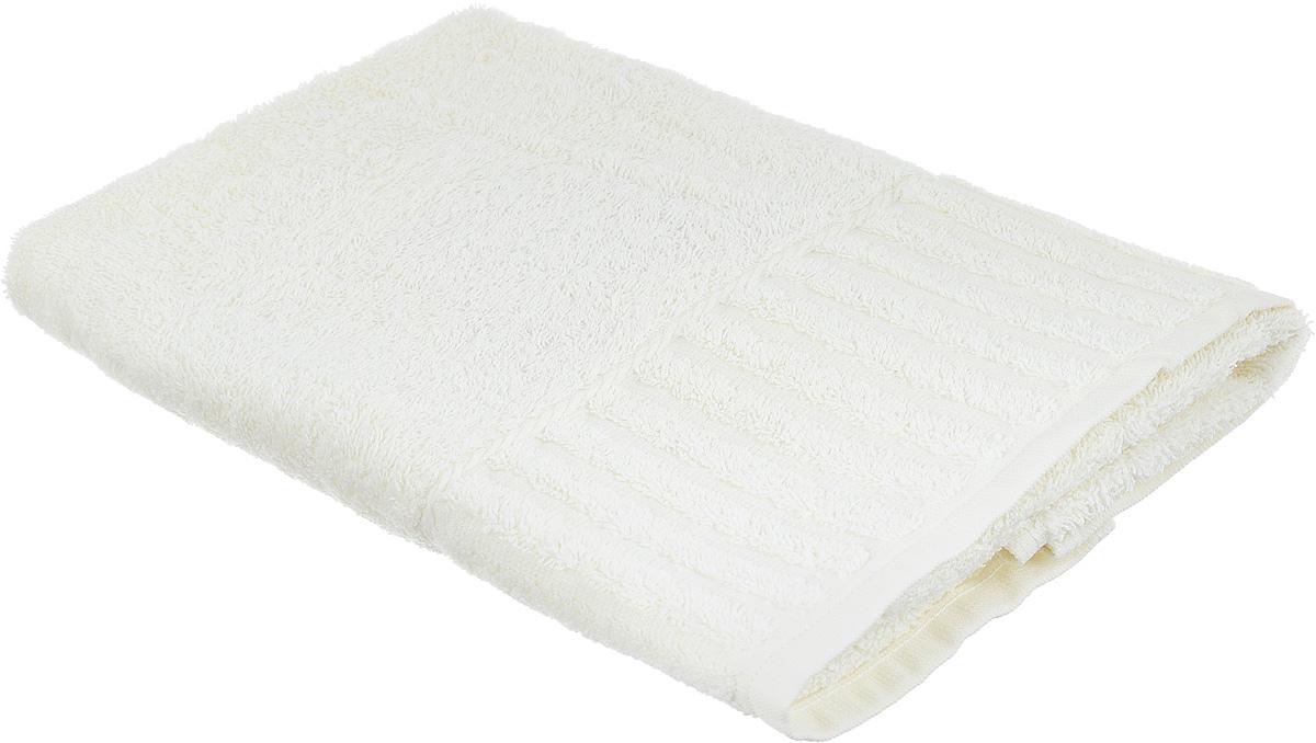 Полотенце Bonita Ваниль, цвет: кремовый, 50 х 90 см1011116016Полотенце Bonita Ваниль изготовлено из натурального хлопка и оформлено бордюром с полосками. Полотенце идеально впитывает влагу и сохраняет свою необычайную мягкость даже после многих стирок. Создать поистине особую атмосферу вы сможете с помощью такого полотенца. Оно изготавливается из натуральных материалов и обладает свежими и приятными оттенками. С ним ваш дом наполнится красотой и только прекрасными эмоциями.