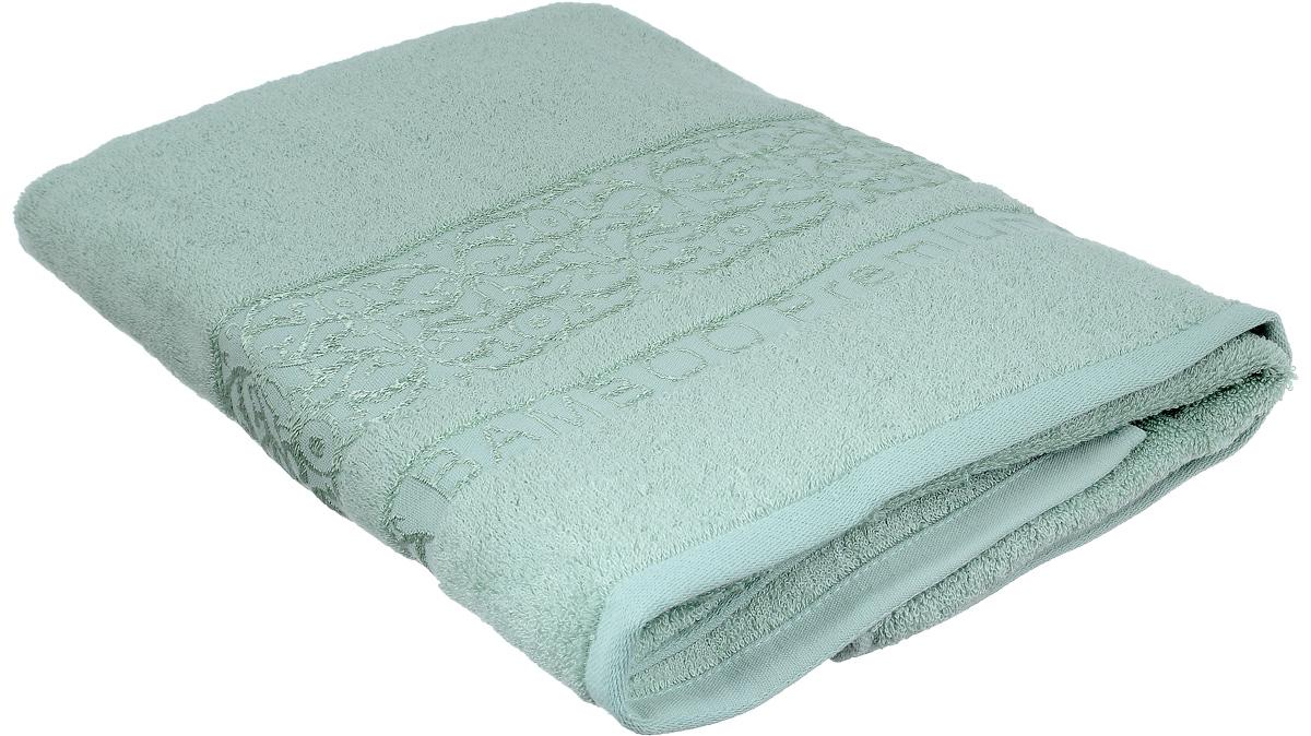Полотенце Bonita Аква, цвет: светло-бирюзовый, 70 х 140 см1010216329Полотенце Bonita Аква изготовлено из мягкой натуральной ткани (30% хлопок и 70% из бамбук). Полотенце идеально впитывает влагу и сохраняет свою необычайную мягкость даже после многих стирок. Полотенце Bonita - отличный вариант для практичной и современной хозяйки. С ним ваш дом наполнится красотой и только прекрасными эмоциями.