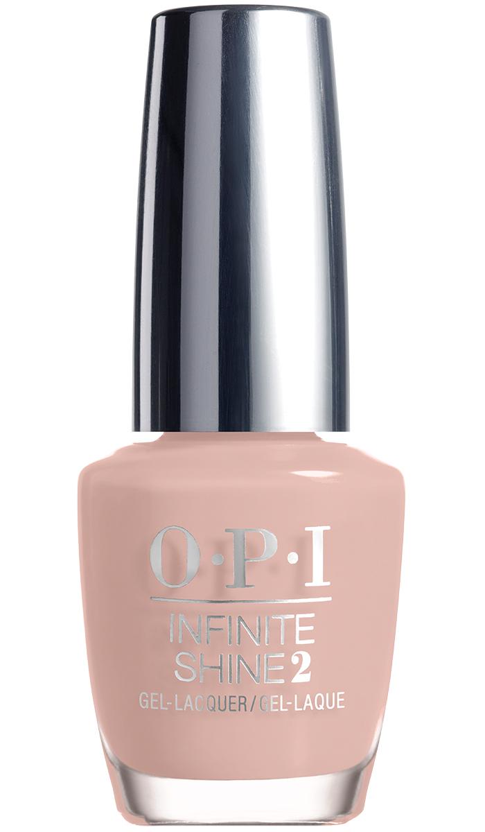 """OPI Infinite Shine Лак для ногтей No Strings Attached, 15 млISL74""""Линия Infinite Shine была разработана в ответ на желание покупателей получить лаковые покрытия, по свойствам не уступающие гелевым, которые при этом имели бы самые модные оттенки, обладали уникальной формулой и носили культовые имена, которыми так знаменита компания OPI,"""" - объясняет Сюзи Вайс-Фишманн, соучредитель и исполнительный вице-президент OPI. """"Покрытие Infinite Shine наносится и снимается точно так же, как и обычные лаки для ногтей, однако вы получаете те самые блеск и стойкость, которые отличают гелевую формулу!"""" Палитра Infinite Shine включает в себя широкий спектр оттенков, от нейтральных до ярко-красных, оранжевых, розовых, а далее до темно-серых, синих и черного. Лаки Infinite Shine имеют запатентованную формулу. Каждый флакон снабжен эксклюзивной кистью ProWide™ для идеального нанесения."""