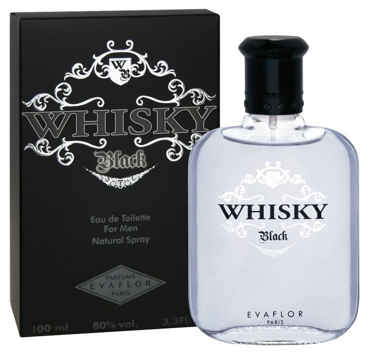 Evaflor Whisky Black. Туалетная вода, 100 мл720008Evaflor Whisky Black заполняет нишу настоящего мужского аромата - чувственного, ориентального, который сочетает модные компоненты свежей, энергичной и чувственной гармонии. Whisky Black - для настоящего странствующего пирата. Оно несет в себе яркие эмоции, драйв и превосходство. Классификация аромата: цитрусовый, цветочно- древесный. Пирамида аромата: Верхние ноты: лайм, бергамот. Ноты сердца: волна наслаждения ароматического водного аккорда и звездчатого аниса. Ноты шлейфа: мужественный базовый аккорд: белый табак, бобы тонка, гваяковое дерево. Ключевые слова: Насыщенный, теплый, гармоничный аромат, дающий заряд силы и уверенности! Характеристики: Объем: 100 мл. Производитель: Франция. Туалетная вода - один из самых популярных видов парфюмерной продукции. Туалетная вода содержит 4-10% парфюмерного экстракта. Главные достоинства данного типа продукции заключаются в доступной цене,...