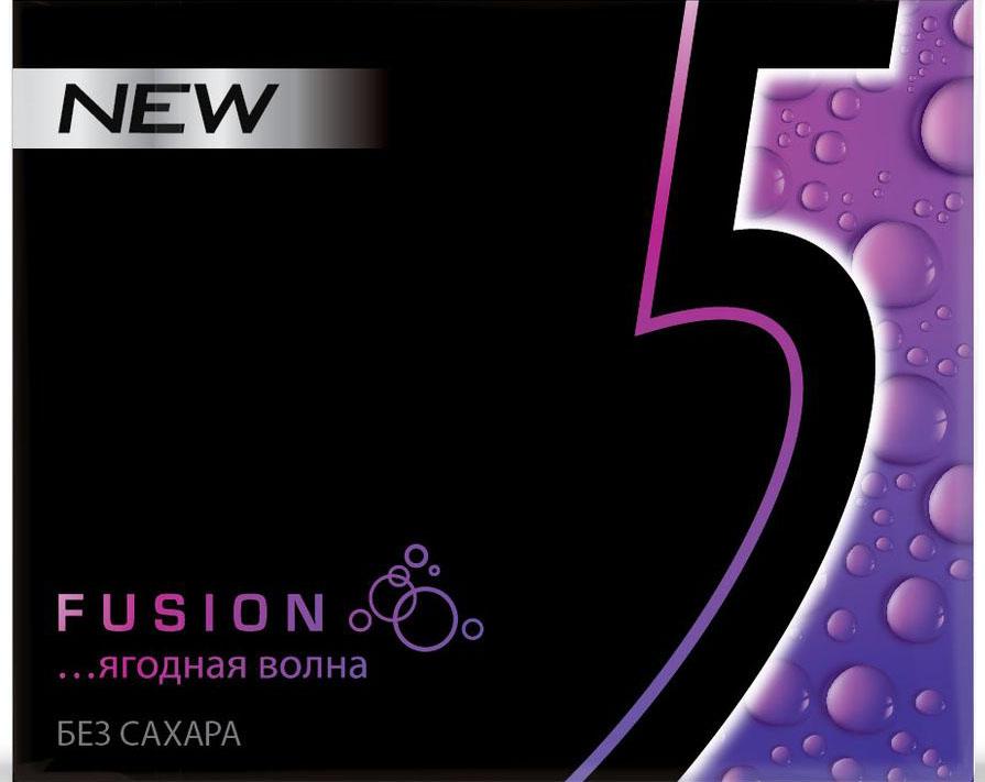 Wrigley's 5 Fusion
