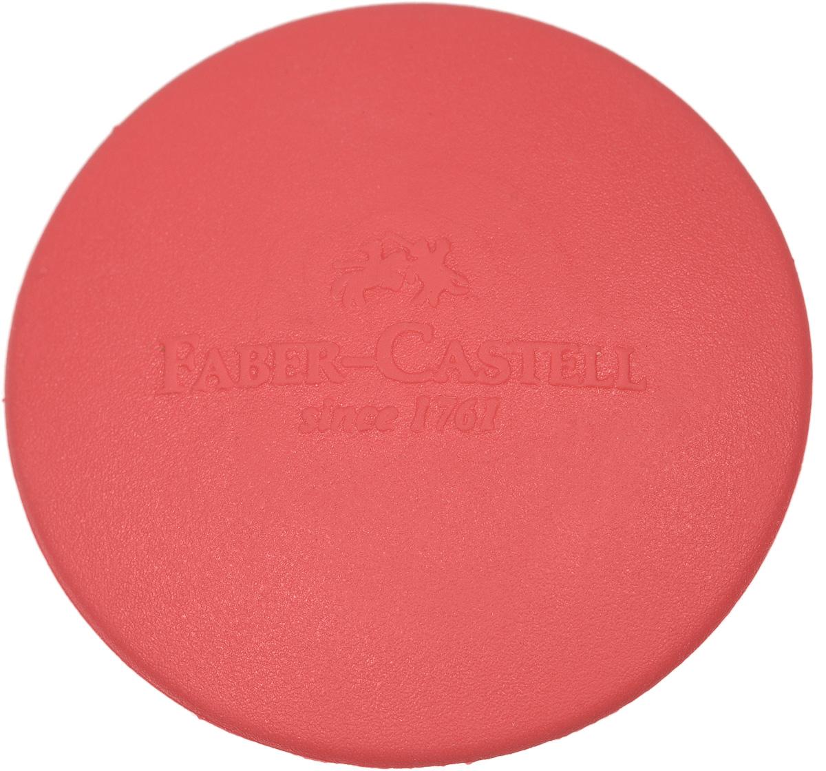 Faber-Castell Ластик цвет красный 589022_красный