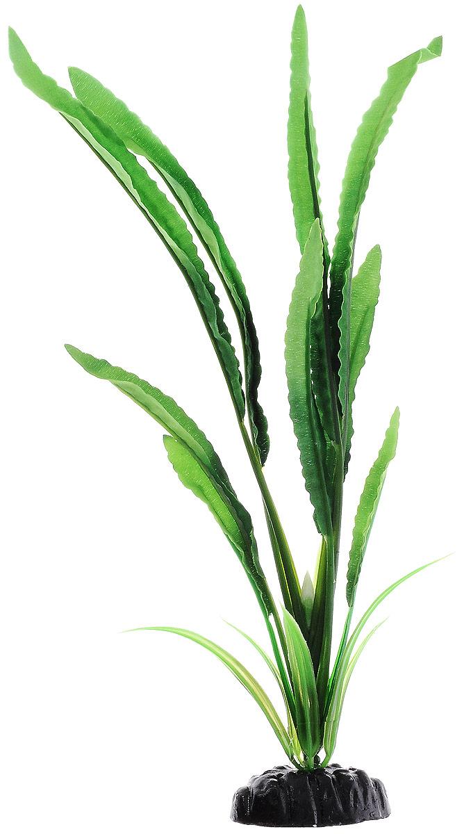 Растение для аквариума Barbus Кринум, шелковое, высота 30 смPlant 038/30Растение для аквариума Barbus Кринум, выполненное из качественного шелка, станет оригинальным украшением вашего аквариума. В воде создается абсолютная имитация живого растения. Можно использовать в любой воде: пресной или морской. Изделие безопасно, не токсично, нейтрально к водному балансу, устойчиво к истиранию краски. Растение Barbus поможет вам смоделировать потрясающий пейзаж на дне вашего аквариума или террариума. Высота растения: 30 см.