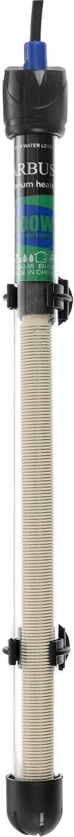 Обогреватель для аквариума Barbus HL-300W, стеклянный, с терморегулятором, 300 ВтHL-300WОбогреватель для аквариума Barbus HL-300W оснащен легкой и точной регулировкой температуры. Термостат поддерживает заданную температуру. Нагревательный элемент имеет высокую эффективность. Колба выполнена из высококачественного кварцевого стекла. Для полного погружения. Изделие крепится при мощи двух присосок на стенку аквариума. В комплект входит инструкция по эксплуатации. С таким обогревателем ваш уход за жителями аквариума станет еще приятнее и проще. Мощность: 300 Вт. Напряжение: 220-240 В. Частота: 50/60 Гц. Рекомендуемый объем аквариума: 250-350 л. Диапазон температуры эксплуатации: 20-32°C.