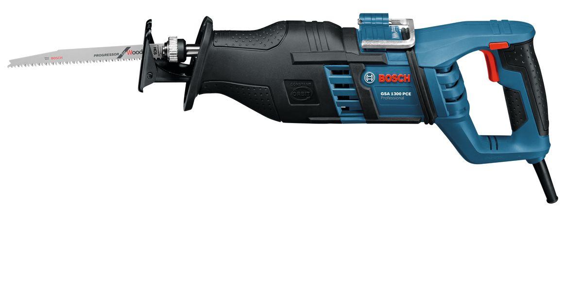 Сабельная пила Bosch GSA 1300 PCE, 060164E200