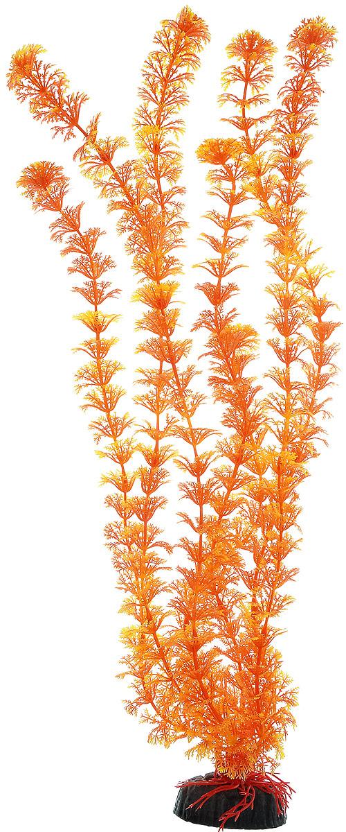 Растение для аквариума Barbus Кабомба, пластиковое, цвет: желто-оранжевый, высота 50 смPlant 021/50Растение Barbus Кабомба, выполненное из высококачественного нетоксичного пластика, станет прекрасным украшением вашего аквариума. Пластиковое растение идеально подходит для дизайна всех видов аквариумов. В воде происходит абсолютная имитация живых растений. Изделие не требует дополнительного ухода. Оно абсолютно безопасно, нейтрально к водному балансу, устойчиво к истиранию краски, подходит как для пресноводного, так и для морского аквариума. Растение для аквариума Barbus Кабомба поможет вам смоделировать потрясающий пейзаж на дне вашего аквариума. Высота растения: 50 см.
