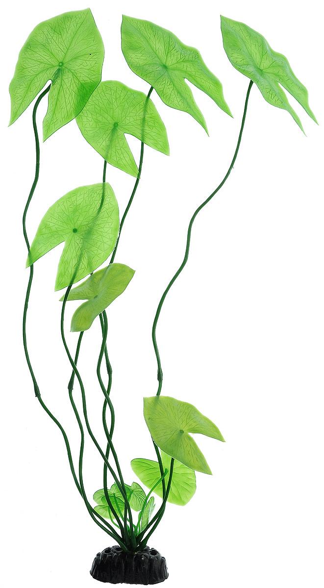 Растение для аквариума Barbus Нимфея, пластиковое, высота 50 смPlant 003/50Растение для аквариума Barbus Нимфея, выполненное из качественного пластика, станет прекрасным украшением вашего аквариума. Пластиковое растение идеально подходит для дизайна всех видов аквариумов. Оно абсолютно безопасно, нейтрально к водному балансу, устойчиво к истиранию краски, подходит как для пресноводного, так и для морского аквариума. Растение для аквариума Barbus поможет вам смоделировать потрясающий пейзаж на дне вашего аквариума или террариума. Высота растения: 50 см.