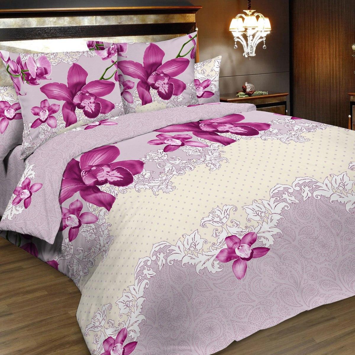 Комплект белья Letto, 2-спальный, наволочки 70х70, цвет: розовый. B168-4B168-4Серия Letto «Традиция» выполнена из классической российской бязи, привычной для большинства российских покупательниц. Ткань плотная (125гр/м), используются современные устойчивые красители. Традиционная российская бязь выгодно отличается от импортных аналогов по цене, при том, что сама ткань и толще, меньше сминается и служит намного дольше. Рекомендуется перед первым использованием постирать, но не пересушивать. Применение кондиционера при стирке сделает такое постельное белье мягче и комфортней. Пододеяльник на молнии. Обращаем внимание, что расцветка наволочек может отличаться от представленной на фото.