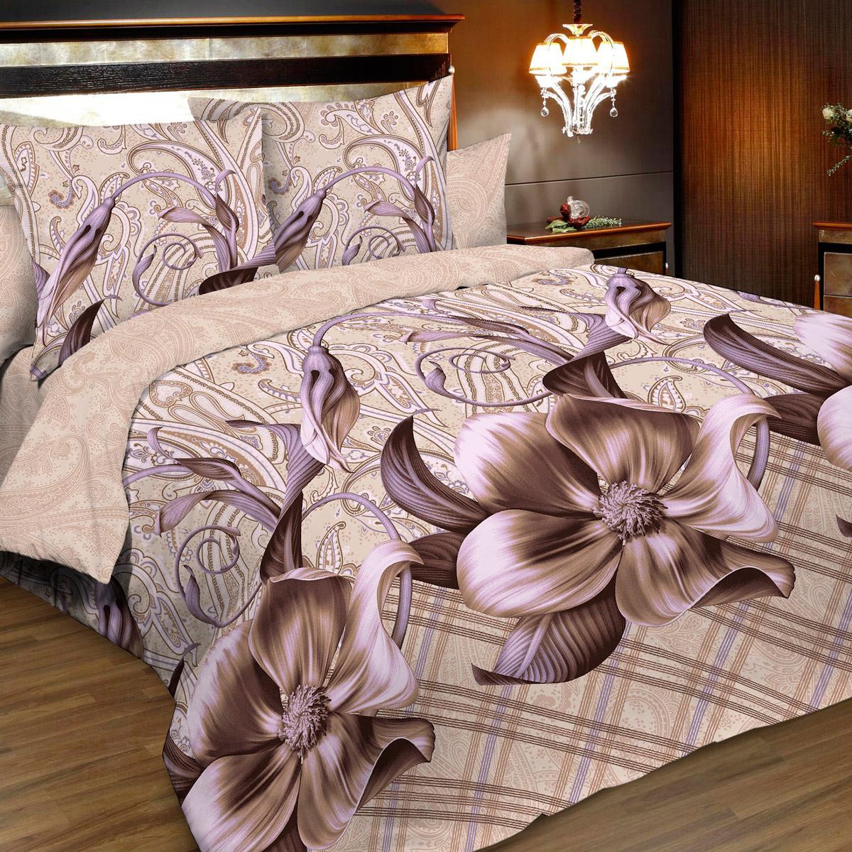 Комплект белья Letto, 1,5-спальный, наволочки 70х70. B181-3B181-3Комплект постельного белья Letto выполнен из классической российской бязи (хлопка). Комплект состоит из пододеяльника, простыни и двух наволочек. Постельное белье оформлено цветочным 3D рисунком и имеет изысканный внешний вид. Пододеяльник снабжен молнией. Благодаря такому комплекту постельного белья вы сможете создать атмосферу роскоши и романтики в вашей спальне. Уважаемые клиенты! Обращаем ваше внимание на тот факт, что расцветка наволочек может отличаться от представленной на фото.