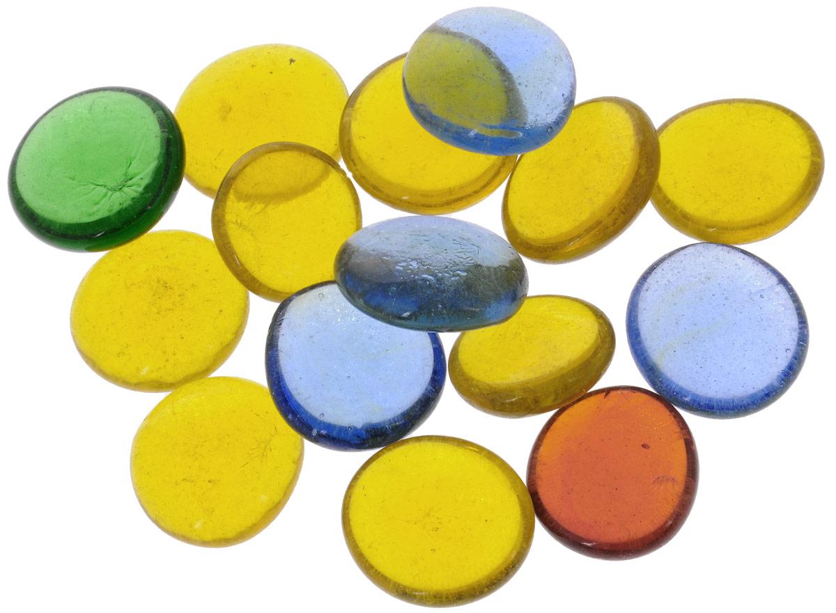 Марблс для аквариума Barbus Капли, цвет: зеленый, желтый, синий, диаметр 3,5 см, 200 гGlass 017Марблс Barbus Капли - набор прозрачных разноцветных камней для украшения вашего аквариума. Изделия выполнены из стекла в виде плоских камней. Они абсолютно безопасны, нейтральны к водному балансу, устойчивы к истиранию краски. Набор подходит как для пресноводного, так и для морского аквариума. Марблс Barbus станут яркими и заметными элементами декора вашего аквариума! Диаметр: 3,5 см.