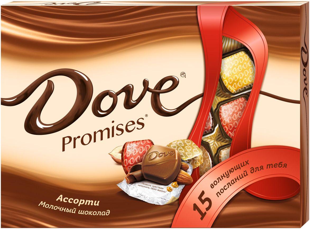 Шоколад DOVE нежный, как шелк: такой же обволакивающий, роскошный, соблазнительный. DOVE изготовлен только из высококачественных, натуральных ингредиентов. Окунитесь в шелковое удовольствие!