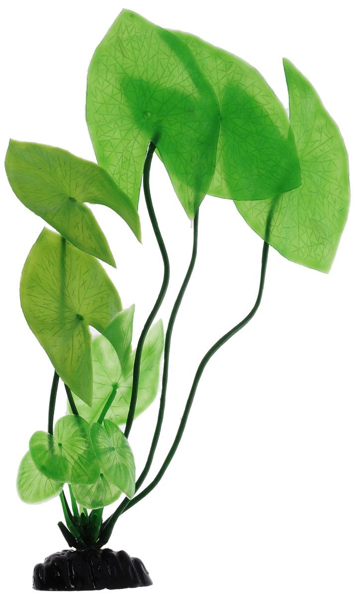Растение для аквариума Barbus Нимфея, пластиковое, высота 30 смPlant 003/30Растение для аквариума Barbus Нимфея, выполненное из качественного пластика, станет прекрасным украшением вашего аквариума. Пластиковое растение идеально подходит для дизайна всех видов аквариумов. Оно абсолютно безопасно, нейтрально к водному балансу, устойчиво к истиранию краски, подходит как для пресноводного, так и для морского аквариума. Растение для аквариума Barbus поможет вам смоделировать потрясающий пейзаж на дне вашего аквариума или террариума. Высота растения: 30 см.