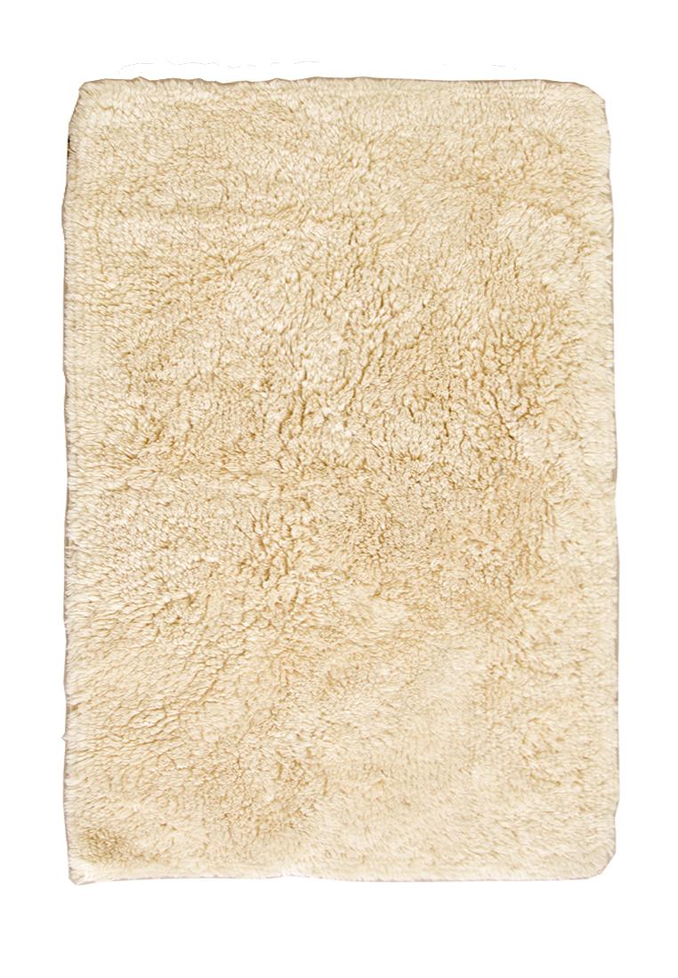 Коврик для ванной Arloni, цвет: молочный, 52,5х85 см80-0050-0000Коврик, 50%бамбук+50%коттон,слон.кость