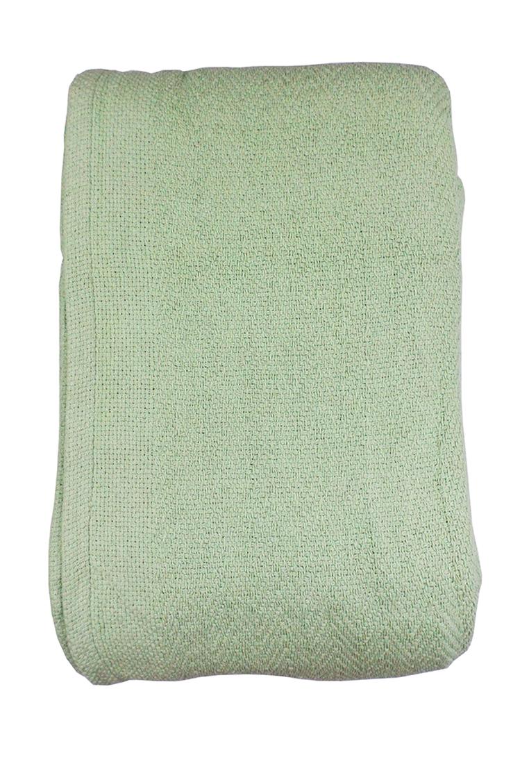 Покрывало Arloni, цвет: зеленый, 170 х 225 см. 82-100682-1006Покрывало Arloni изготовлено из экологически чистого материала - хлопка 100%, поэтому подходит как для взрослых, так и для детей. Оно будет хорошо смотреться и на диване, и на большой кровати. Покрывало Arloni не только подарит тепло, но и гармонично впишется в интерьер вашего дома.