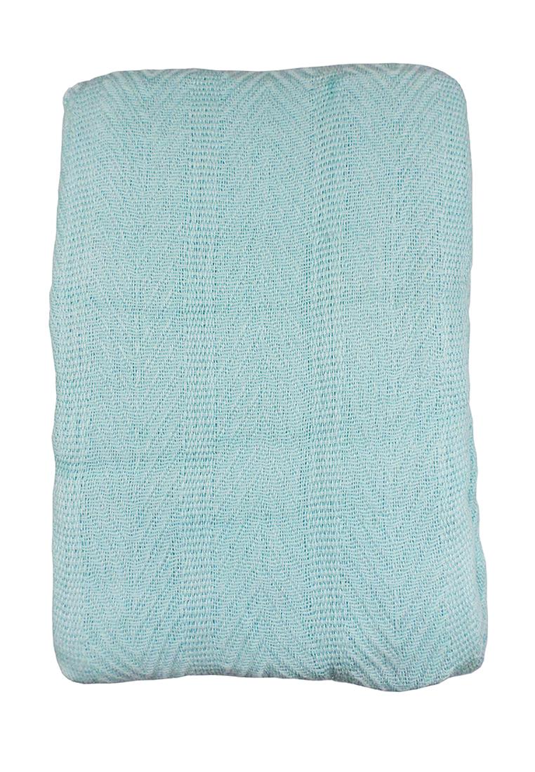 Покрывало Arloni, цвет: бирюзовый, 225 х 225 см. 82-101082-1010Покрывало Arloni изготовлено из экологически чистых материалов: хлопка (50%) и бамбука (50%), поэтому подходит как для взрослых, так и для детей. Оно будет хорошо смотреться и на диване, и на большой кровати. Покрывало Arloni не только подарит тепло, но и гармонично впишется в интерьер вашего дома.