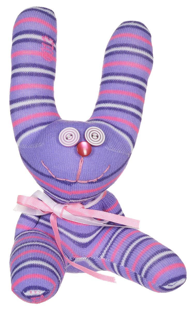 Авторская игрушка - носуля YusliQ Заинька. Ручная работа. kuri12kuri12Авторская игрушка-носуля Заинька из серии Тотем - яркая игрушка, искрящаяся позитивом и отличным настроением, станет необычным и прекрасным сюрпризом для друзей и знакомых! Очаровательный заяц, выполненный вручную из трикотажного материала, не оставит вас равнодушными и обязательно вызовет улыбку. Эта милая и симпатичная игрушка покорит сердца детей и взрослых и послужит замечательным подарком! Заинька - не только замечательный сувенир ручной работы и великолепная идея для подарка, но и яркое интерьерное украшение. Такая игрушка поможет создать в доме атмосферу уюта, тепла, творчества и отличного настроения!
