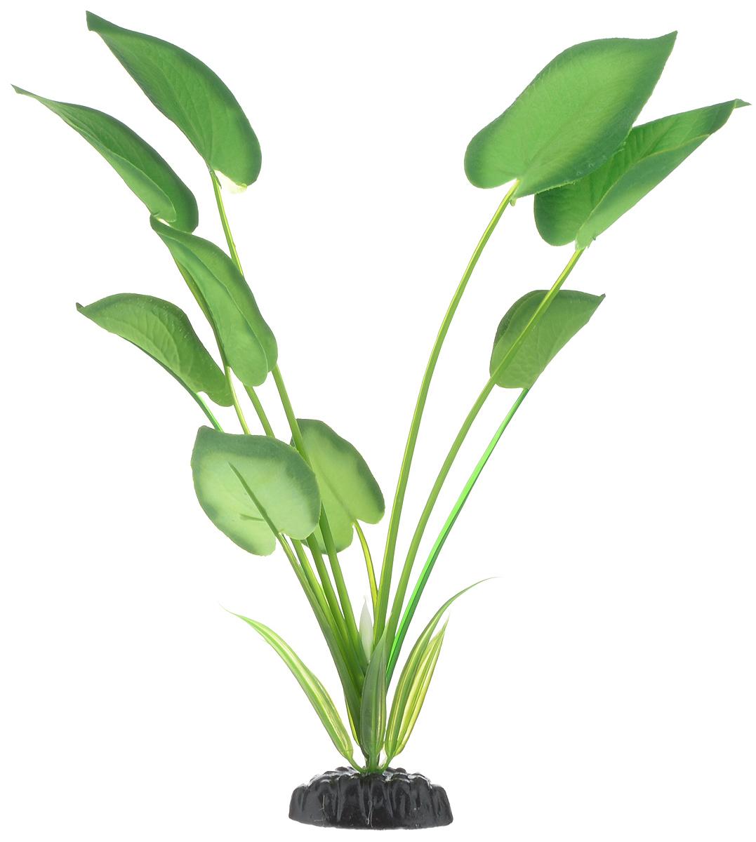 Растение для аквариума Barbus Эхинодорус, шелковое, высота 30 см. Plant 044/30 медоса лимонник 30 см ym 02 red green шелковое растение