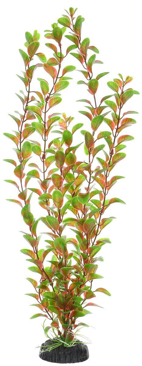 Растение для аквариума Barbus Людвигия красная, пластиковое, высота 50 смPlant 006/50Растение для аквариума Barbus Людвигия красная, выполненное из качественного пластика, станет прекрасным украшением вашего аквариума. Пластиковое растение идеально подходит для дизайна всех видов аквариумов. Оно абсолютно безопасно, нейтрально к водному балансу, устойчиво к истиранию краски, подходит как для пресноводного, так и для морского аквариума. Растение для аквариума Barbus поможет вам смоделировать потрясающий пейзаж на дне вашего аквариума или террариума. Высота растения: 50 см.