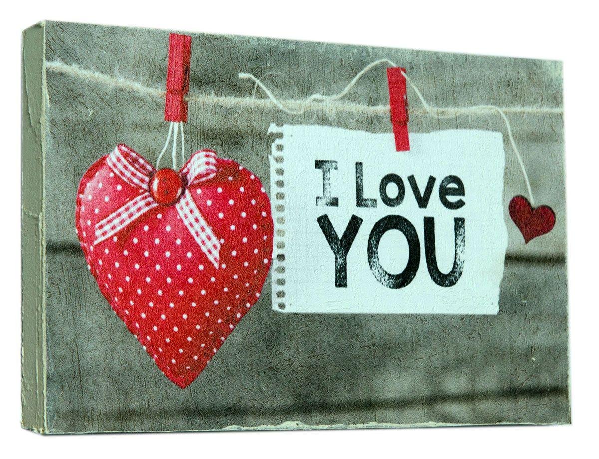Картина Любовное письмо, 14,5 х 22 см0068-15-22
