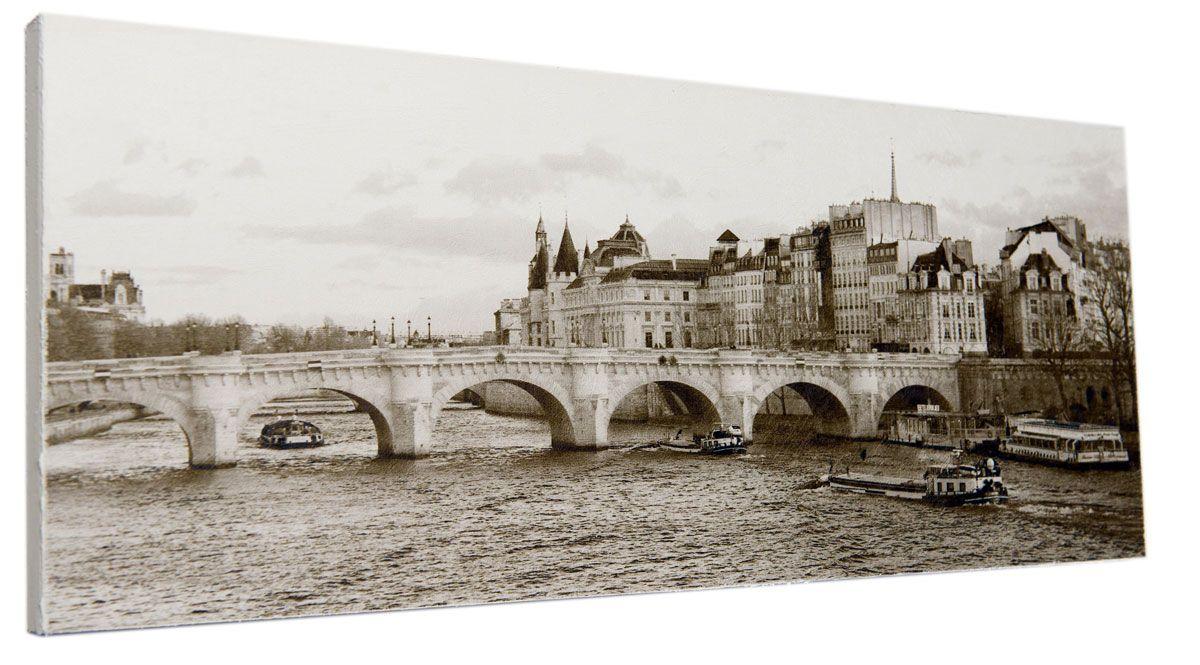 Картина Старинный город, 24 х 60 см0335-24-60