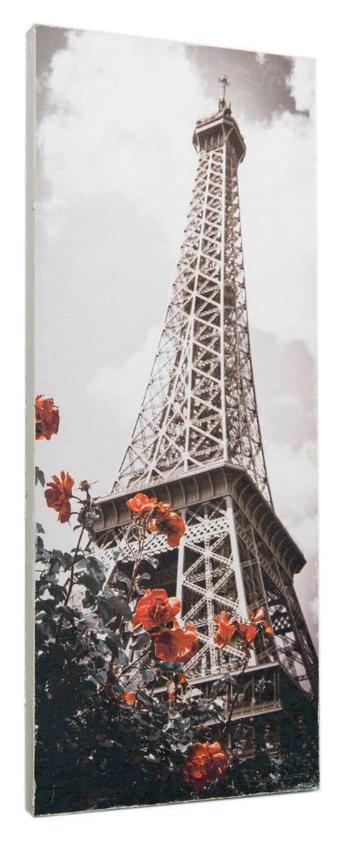 Картина Достопримечательность Парижа, 24 х 60 см0347-24-60