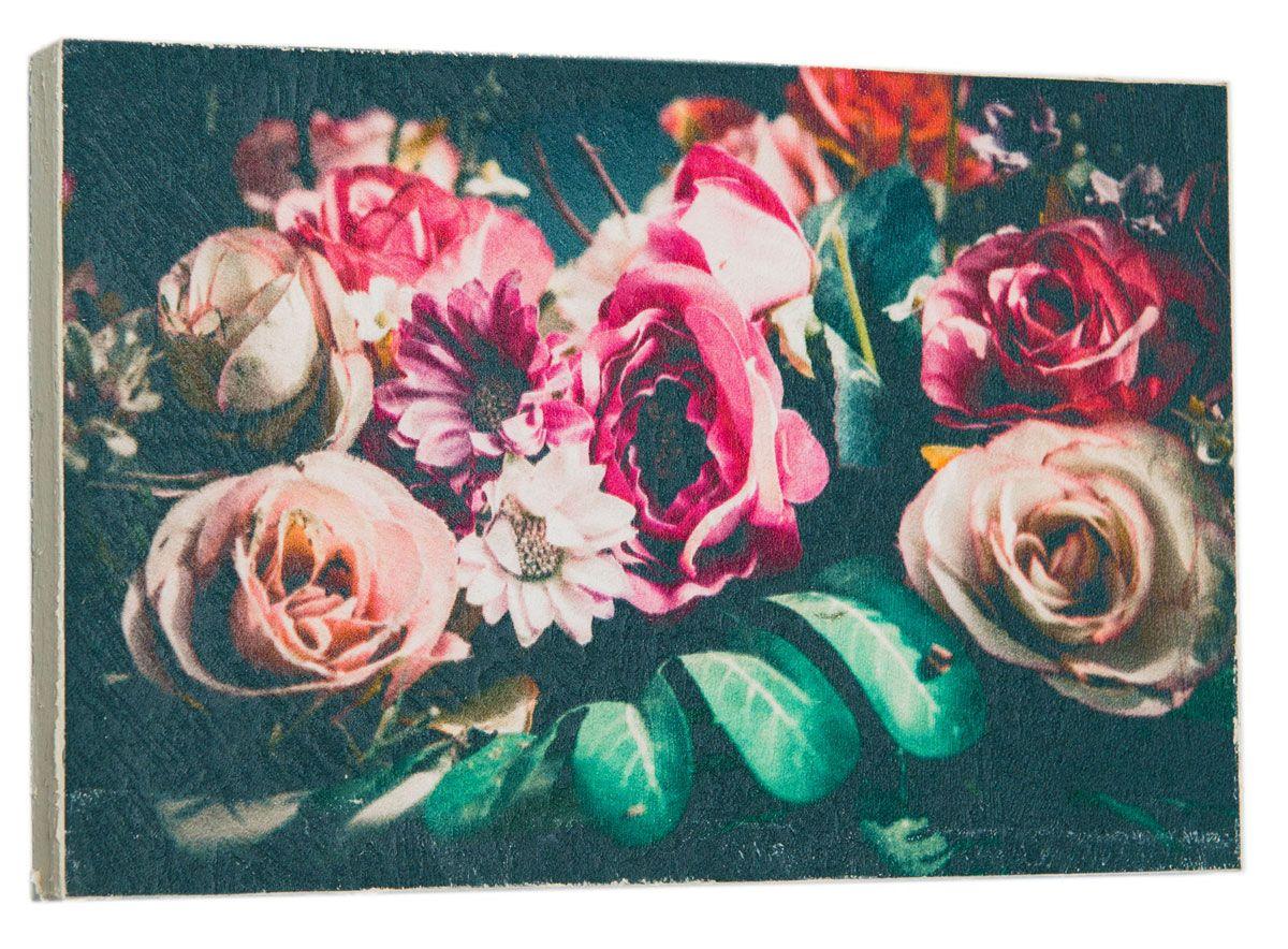 Картина Mister Poster Стильные бутоны роз, 22 х 14,5 см0457-15-22Картина Mister Poster - это высококачественная репродукция на деревянной раме. Лицевая поверхность имитирует штукатурку или натуральный холст, края окрашены вручную специальным декоративным составом. Современные технологии, уникальное оборудование и оригинальные чернила, используемые при изготовлении, делают постер устойчивым к выцветанию, а также гарантируют стойкость к воздействию негативных внешних факторов. Интерьер дома и офиса, в котором находится человек, в значительной степени влияет на его настроение и работоспособность. Правильное оформление интерьера создает благоприятный психологический климат, улучшает настроение и мотивирует. Добавьте «красок» в ваш интерьер и, возможно, в вашу жизнь.